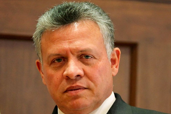 Quizagogo - Kings and Queens Trivia Quiz - King Abdullah II