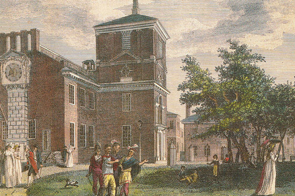 Quizagogo - Famous Landmarks in USA - Independence Hall