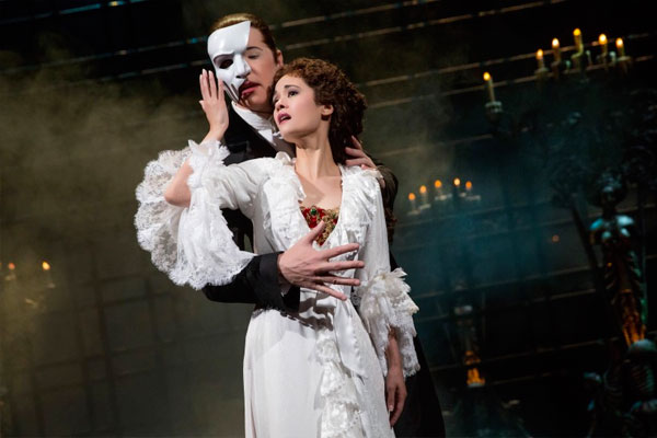Phantom of the Opera is set in which city?