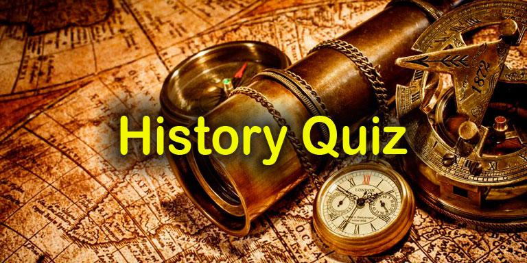 quizagogo - history quiz