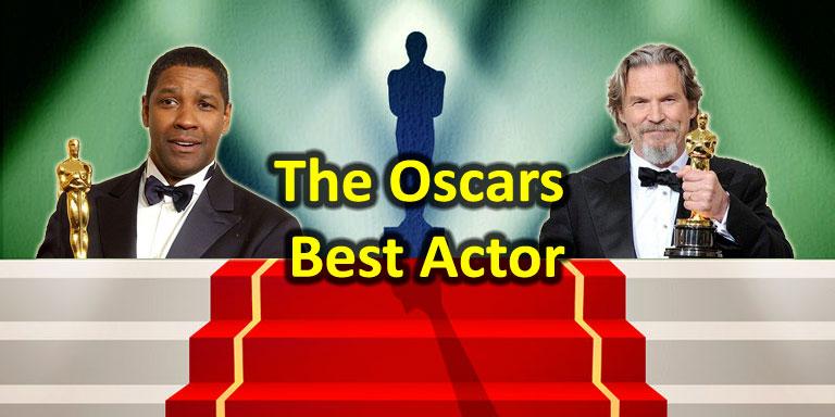 Oscars - Best Actor