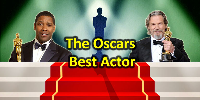 Oscars - Best Actor