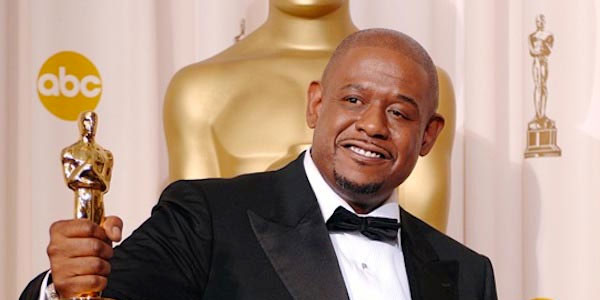 Forest Whitaker won the Academy Award