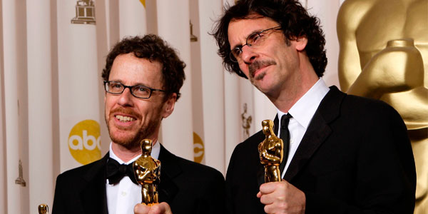 Ethan and Joel Coen received the Best Director Award