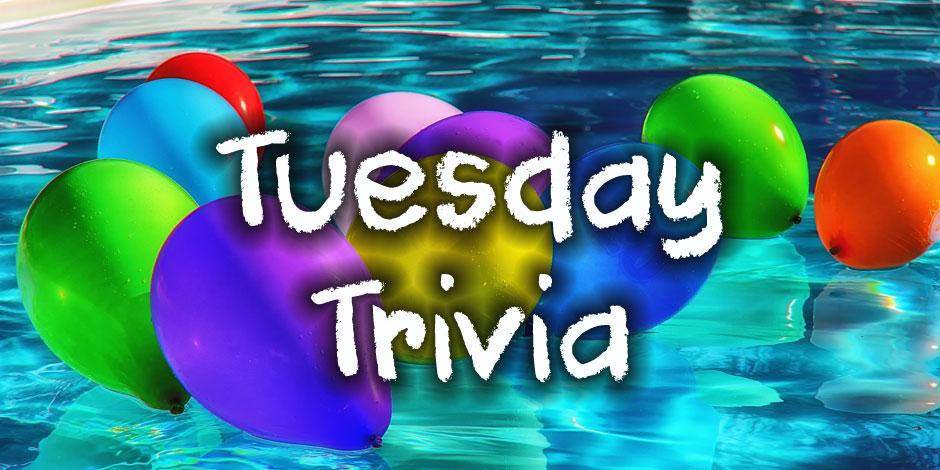 Tuesday Trivia Challenge at Quizagogo