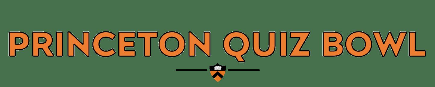 Princeton Quiz Bowl