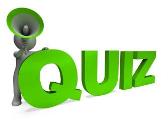 Lists, Tuples, and Ditionaries Quiz