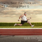 Time Management Strategies for the ACT and SAT tests.
