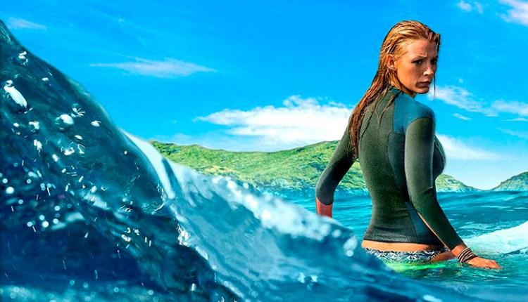 capa do filme águas rasas