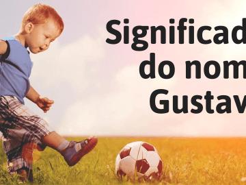 menino jogando bola - uma foto escrita significado do nome gustavo