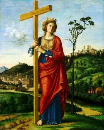 foto da famosa Helena de Constantinopla