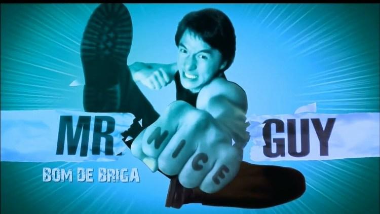 capa do filme Mr Nice Guy de  Jackie Chan