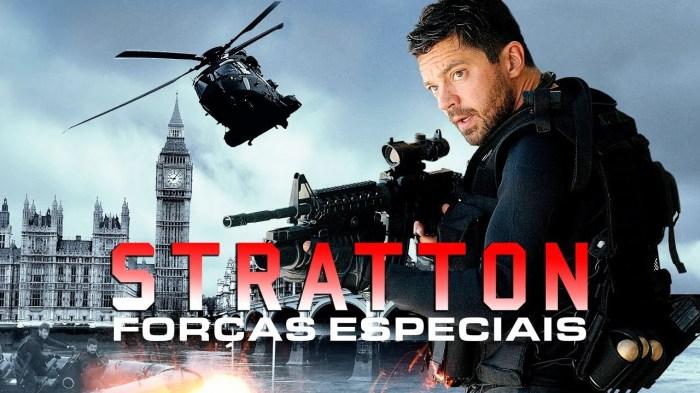 filme de terrorismo - Stratton forças especiais