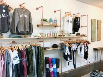 loja de roupas masculina, feminina e infantil
