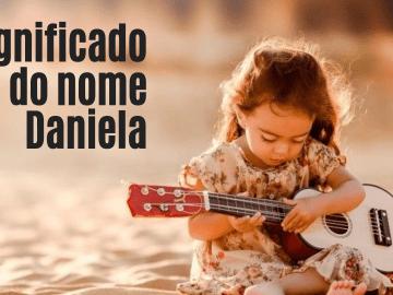 foto escrita significado do nome daniela