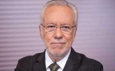 foto do apresentador alexandre garcia