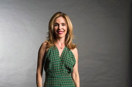 foto da atriz Deborah Evelyn