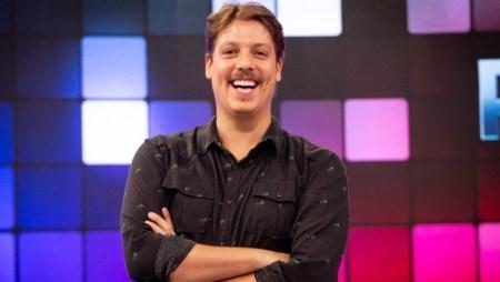 foto do apresentador Fabio Porchat
