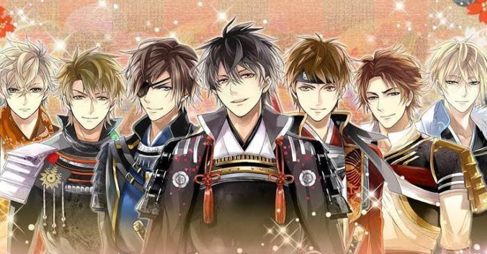 imagem do jogo Ikemen Sengoku