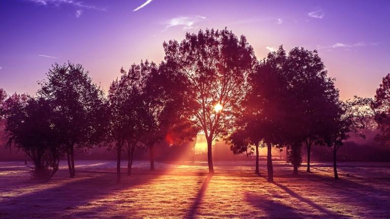 paisagem linda feita por Deus