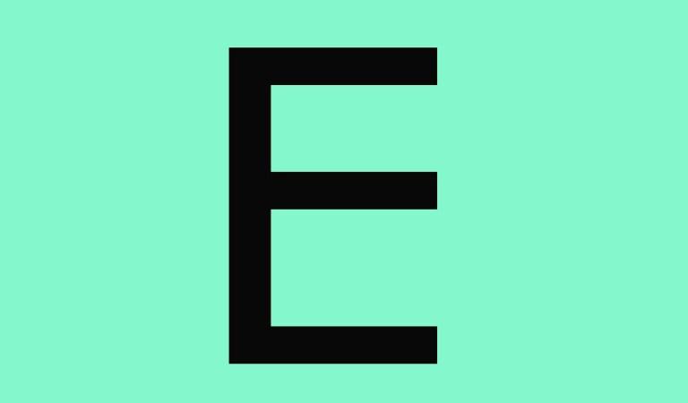 Cores Com a Letra E – Lista Completa