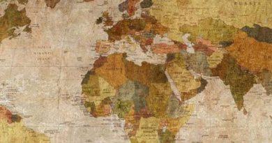 10 quiz med svar - Geografi verden 1