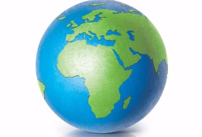 Verden – Geografi quiz og mer til