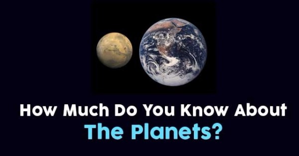 How Much Do You Know About The Planets? | QuizPug