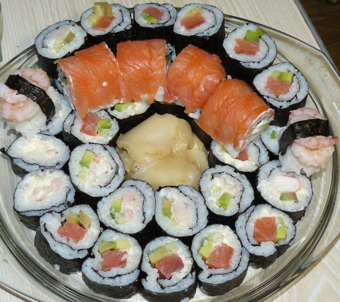 Приготовить суши картинки