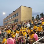 QU's Marching Band Gets Lit