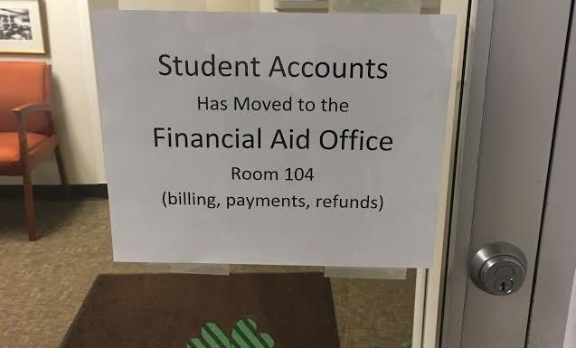 A One Stop Shop At The Financial Aid Office