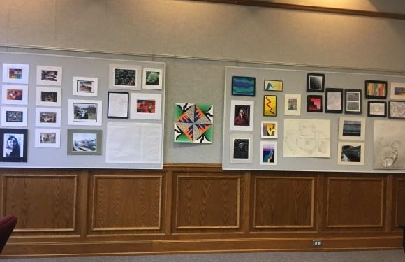 Annual QU Student Art Exhibition Surprises Students