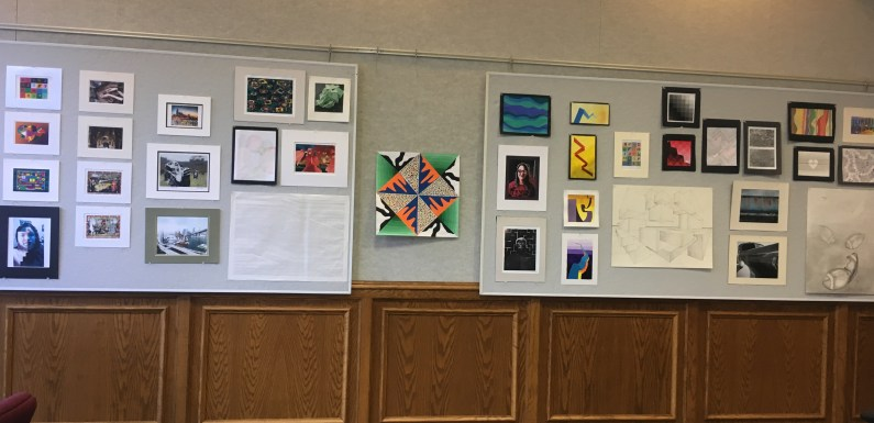 Annual QU Student Art Exhibition Surprises Students