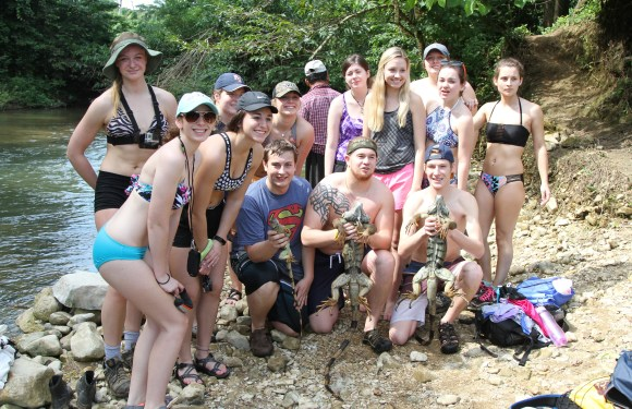 Students 'Brush Death' on Study Abroad Trip