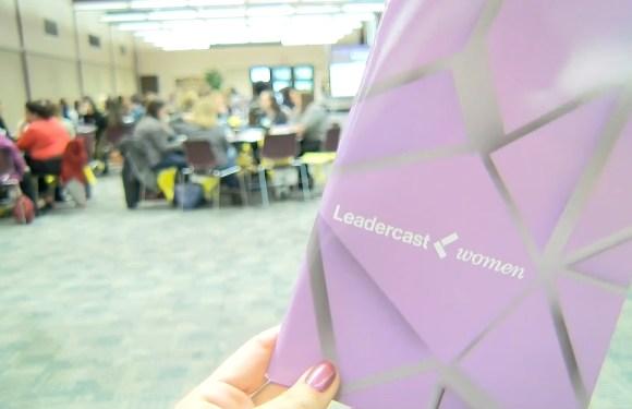 Leadercast: Money Raised goes to New Leadership Fund