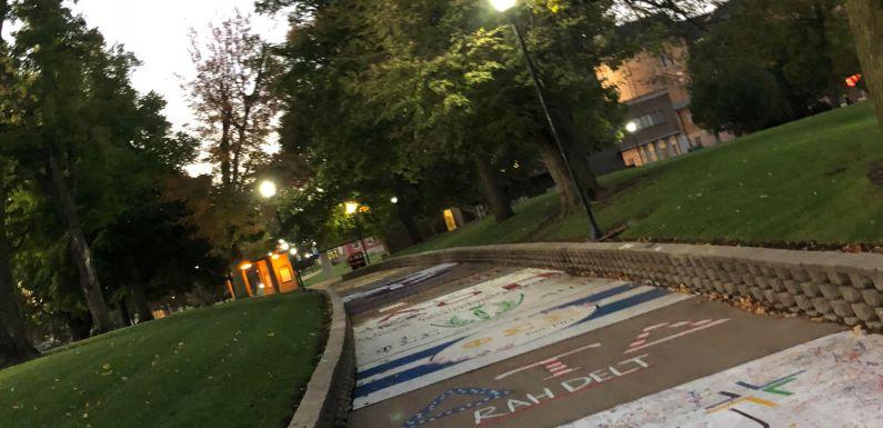 Finding Fall Fun in Quincy