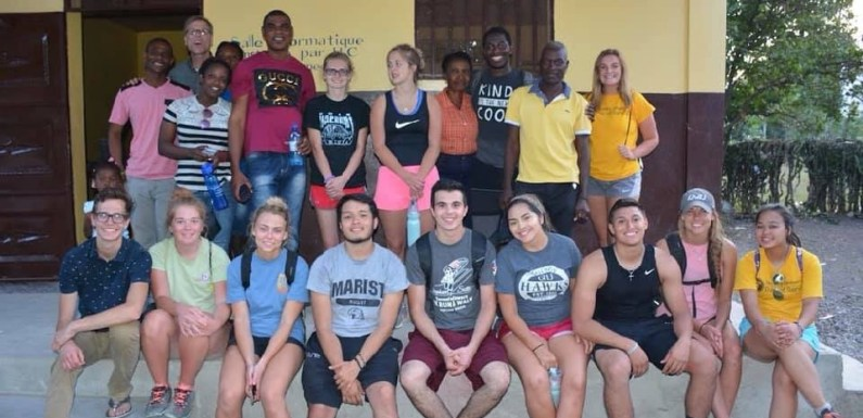 QU students have the opportunity to help Haiti from campus
