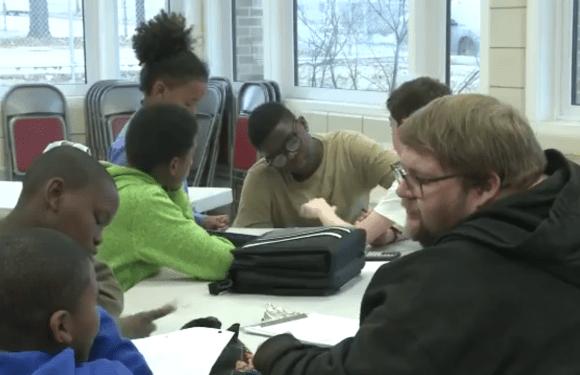 Reaching Out: Local program pushes youth toward success