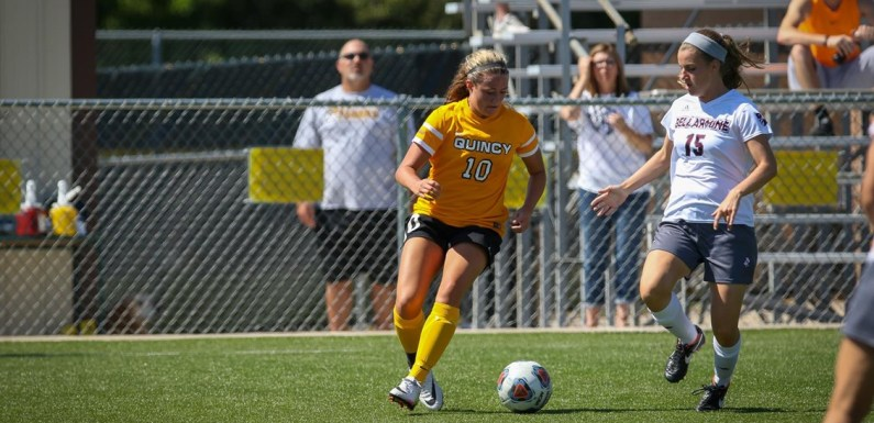 Fall roster returns seven starters to the women's soccer field