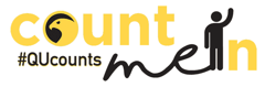 QU Counts logo
