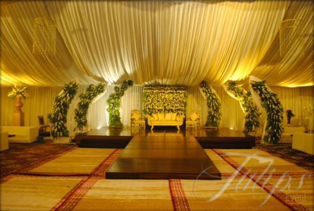 Mehndi Decoration Wedding Planer