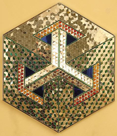 Hexagon - Monir Farmanfarmaian