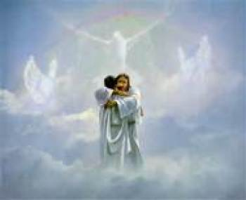 Forgive: God's arms surround us