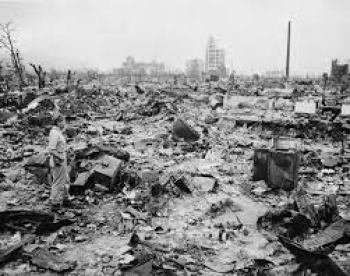 Hiroshima laid waste