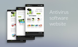 corporate web design
