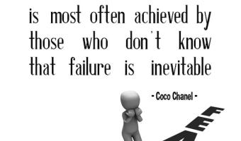 Best Quotes and Sayings about Fear of Failure that will Motivate you