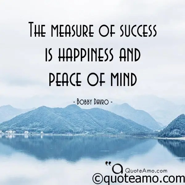Best Picture Quotes And Saying Images About Peace Of Mind Quote Amo
