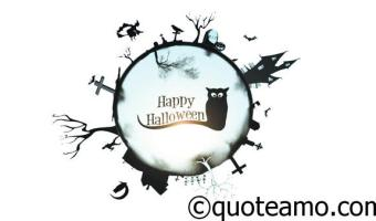 Best Halloween Day Video Quotes and Picture Sayings