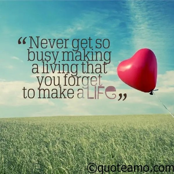 Quotes about BUSY