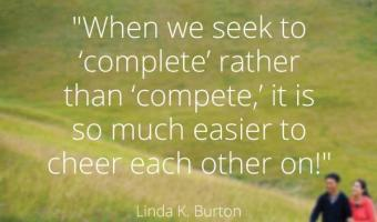 When we seek to complete